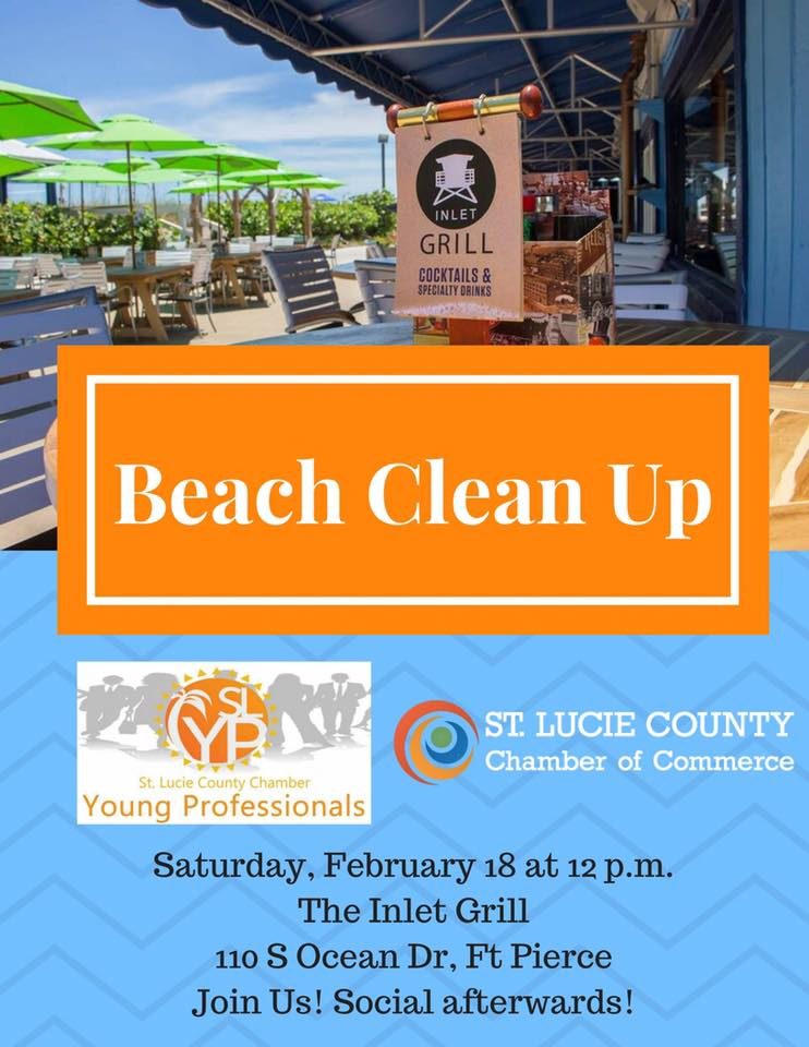 YP Beach Clean-Up