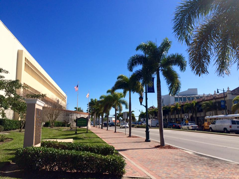 city hall fort pierce