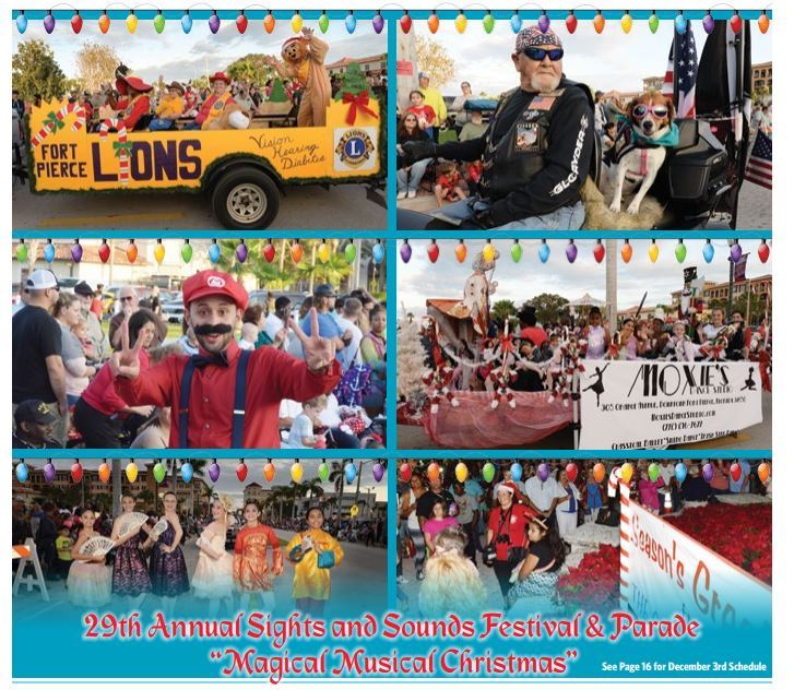 29th Annual Sights and Sounds Festival