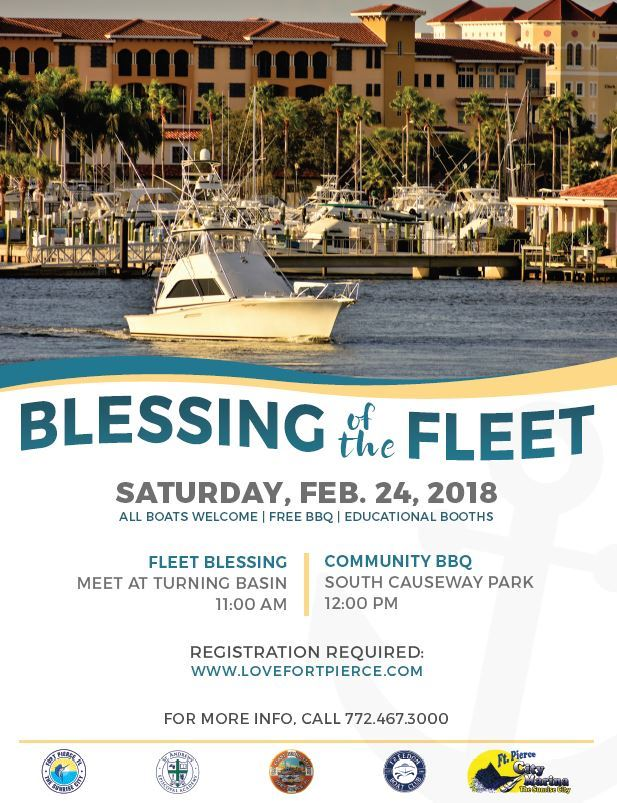 Blessing of the Fleet 2.24.18