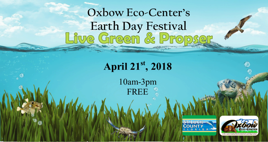 Earth Day Oxbow 2018