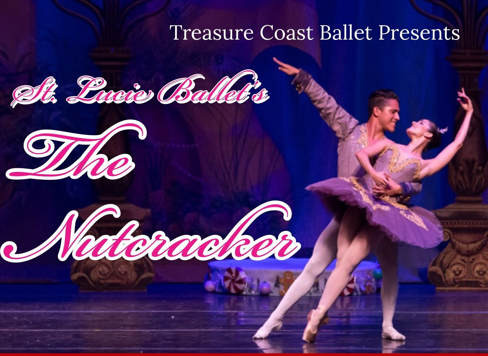 Treasure Coast Youth Ballet Presents -The Nutcracker