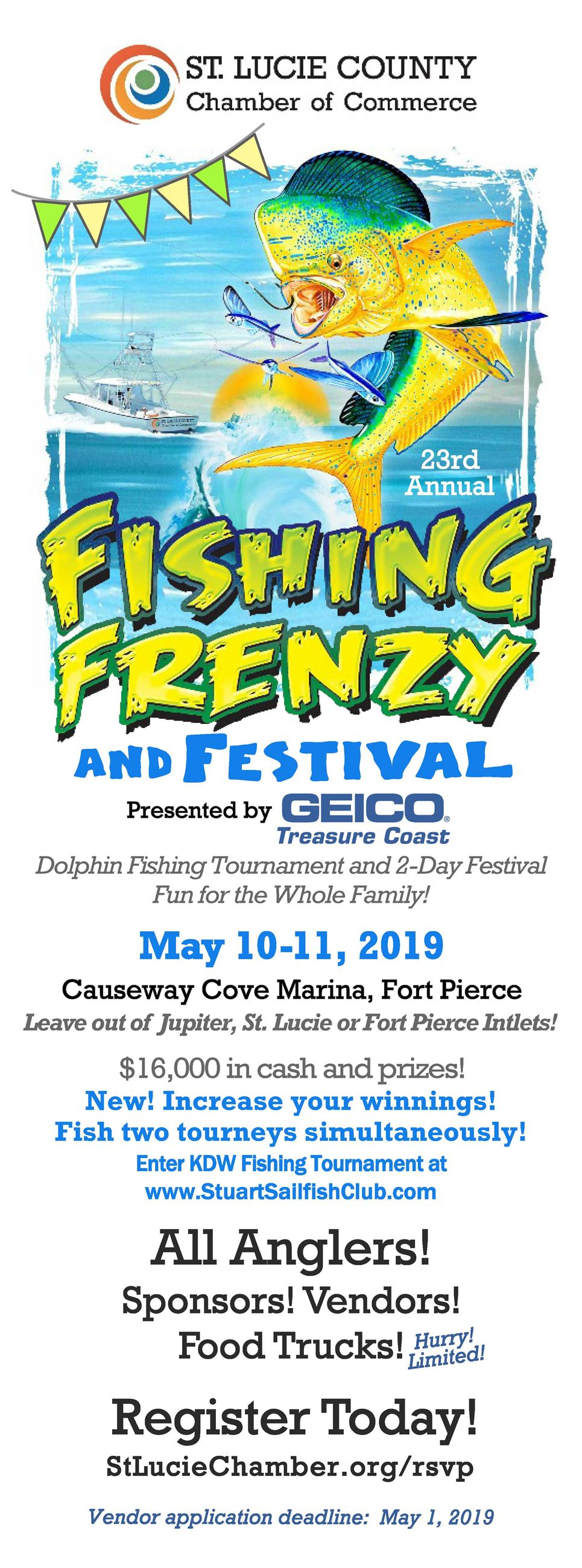 Fishing Frenzy 2019