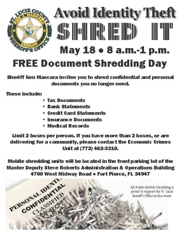 Shred it 2019
