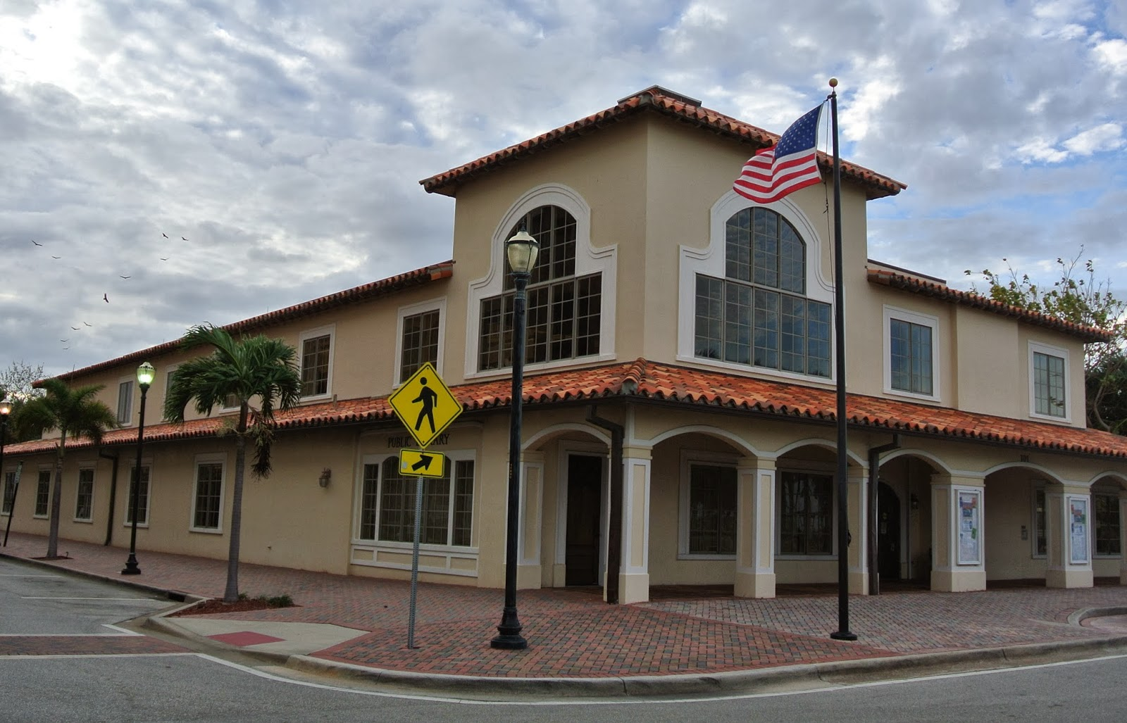 Fort Pierce branch library